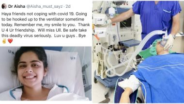 Dr Aisha Who Passed Away of COVID-19 Is Fake Story? Netizens Question Whether Viral Pics Are Real or Fake; Here's The Truth