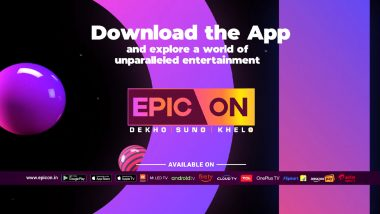 IN10 Media Network Announces Independence Day Launch of the Much Awaited, All-New EPIC ON!