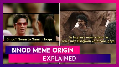 Binod Meme Origin: Jokes That Will Crack You Up After YouTuber Slayy Point Video's Dig At Comments