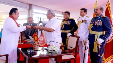 Mahinda Rajapaksa Takes Oath As Sri Lanka's Prime Minister, Cements Family's Grip on Power
