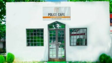 Uttar Pradesh: Unique Police Cafe Opens in Muzaffarnagar
