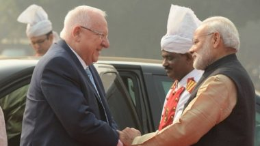 Happy Friendship Day to Our Dear Friends in India, Greets Israel President Reuven Rivlin