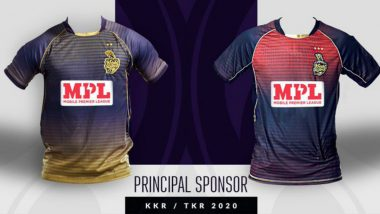 Knight Riders Announce MPL as Principal Sponsors for Both KKR & TKR