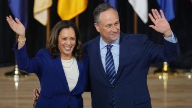 Kamala Harris Has Been Fighting for Justice Every Day, Will Be 'Great' VP, Says Her Husband Douglas Emhoff