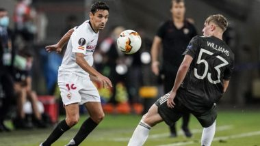 SEV 2-1 MUN, Europa League 2019-20 Match Result: Sevilla Stun Manchester United to Enter Finals