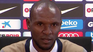 Barcelona Announces Termination of Sporting Director Eric Abidal's Contract