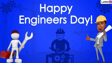 Happy Engineer's Day 2020: WhatsApp Stickers, Facebook Greetings, GIF Images, Messages And SMS to Wish Engineers