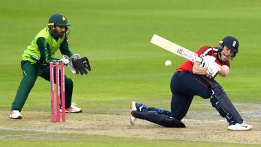 Pakistan vs England 3rd T20I 2020, Toss Report & Playing XI Update: Haider Ali Handed Debut, Sarfaraz Ahmed Back for Visitors As Eoin Morgan Opts to Bowl