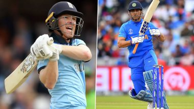 This MS Dhoni Record Was Broken by Eoin Morgan During England vs Ireland 3rd ODI 2020