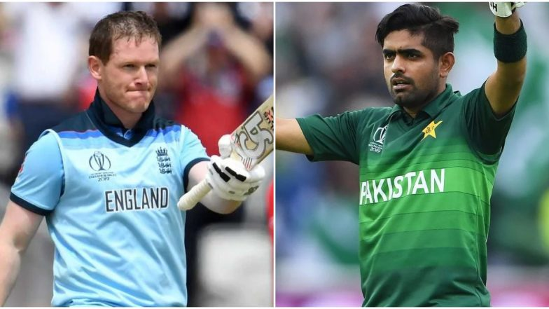 Pakistan vs England 1st T20I 2020: Eoin Mogan, Babar Azam and Other Key Players to Watch Out for in Manchester