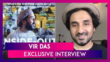 Vir Das Misses Hotel Rooms The Most | Inside Out | Go Goa Gone 2 | Exclusive Interview