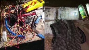 Uttar Pradesh: Suicide Vest Found in ISIS Terrorist's House in Balarampur