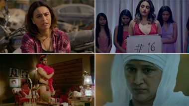 Flesh Trailer: Swara Bhasker, Akshay Oberoi's Eros Now Series Takes a Deeper Look At the Grim World of Human Trafficking (Watch Video)