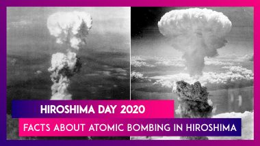 Hiroshima Day 2020: Facts About Atomic Bomb Attack In Japanese City by US To End World War-II