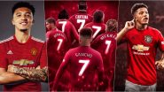 Jadon Sancho in Manchester United Jersey Fan-Made Images & HD Wallpapers for the Red Devils' Fans Who Cannot Wait for His Transfer to Get Complete