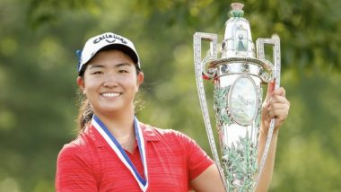 Rose Zhang Wins US Women's Amateur to Deny Gabriela Ruffels a Repeat