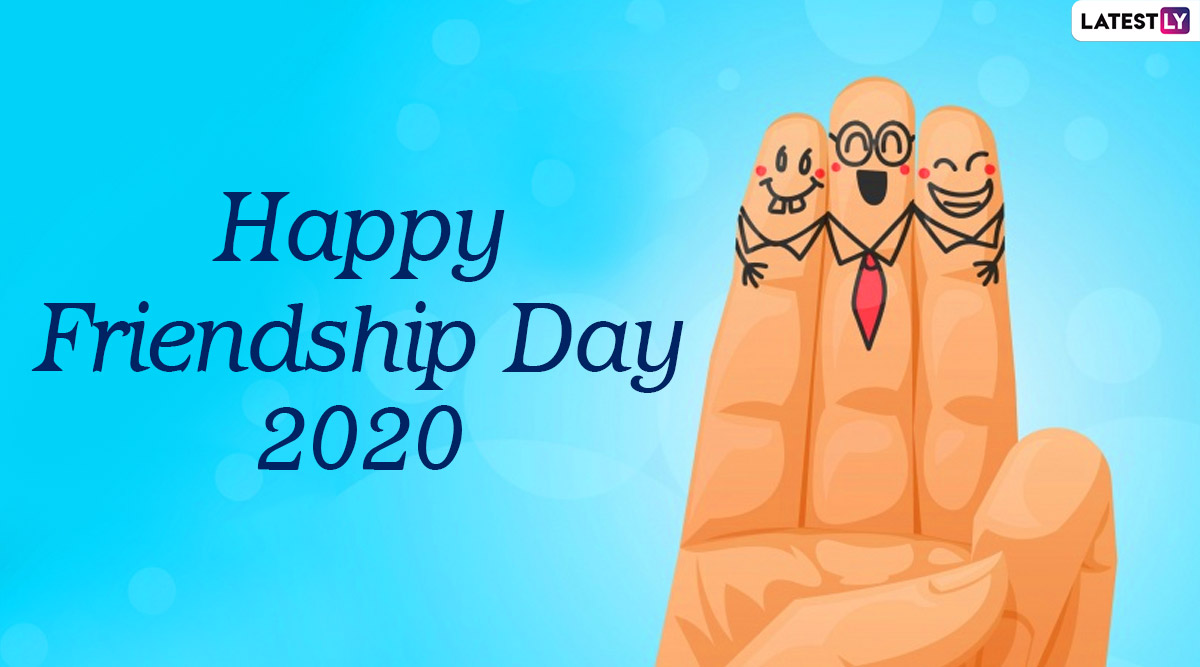Happy Friendship Day 2020 HD Images And Wallpapers For ...