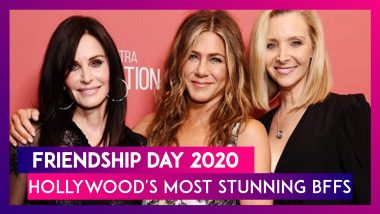 Friendship Day 2020: Checking Out Hollywood's Most Stunning BFFs