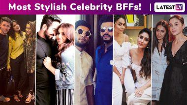 Friendship Day 2020: Ranveer – Arjun, Priyanka – Anusha, Alia – Akansha, Sonam – Jacqueline, Kareena – Amrita, Say Hello to the Stylish Celebrity BFFs of Bollywood!