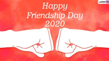 Friendship Day 2020 Wishes in Telugu & HD Images: WhatsApp Stickers, GIF Greetings, BFF Quotes, Messages and Wishes to Celebrate Friends Day!