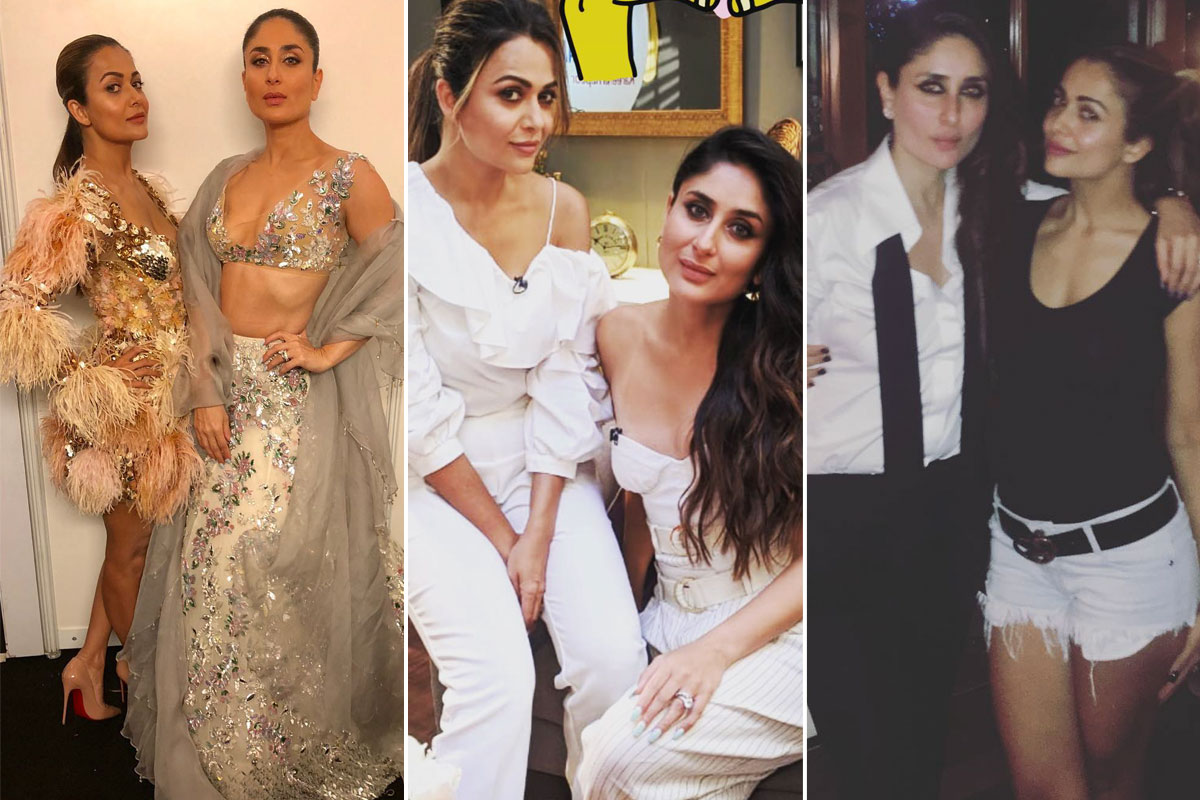 Friendship Day 2020 - Kareena Kapoor Khan and Amrita Arora