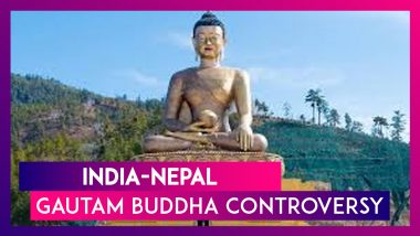 'No Doubt Gautam Buddha Was Born In Lumbini, In Nepal,' Says India Amid Controversy
