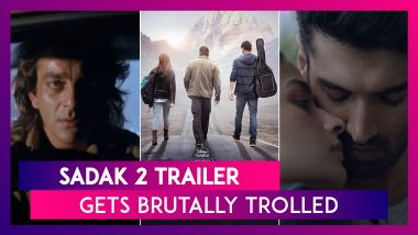 Alia Bhatt's Sadak 2 Trailer Garners Several Dislikes, Sara Ali Khan's Midnight Birthday & More