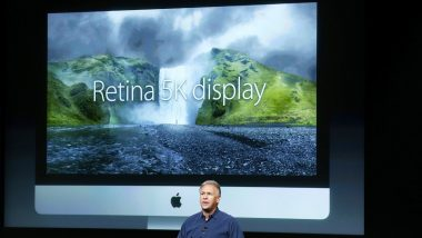 Apple Unveils New 27-Inch iMac in India with Intel Processors and Stunning Retina 5K Display, Starts From Rs 169,990