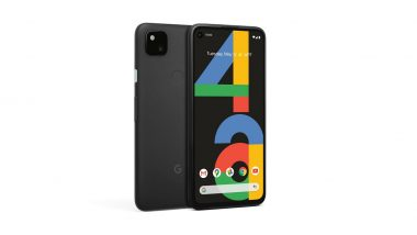 Google Pixel 4a Affordable Smartphone Launched at $349, to Go on Sale in India in October