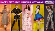 Hansika Motwani Birthday Special: Being Perpetually Savage Is a Subtle Art, Aced and Exemplified With One Brilliant Ensemble After Another!