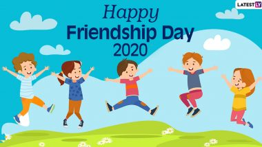 Happy Friendship Day 2020 Wishes and Images Trend Online: Twitterati Share Thoughtful Messages, Friendship Day Quotes, GIFs and Photos to Celebrate their BFFs