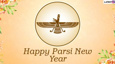 Happy Parsi New Year 2020 Images and HD Wallpapers For Free Download Online: WhatsApp Stickers, GIF Greetings, Facebook Messages, SMS to Send Nowruz Mubarak Wishes