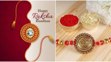 Happy Raksha Bandhan Wishes and Images Trend Online: Netizens Share Beautiful Quotes, Greetings and Messages to Wish Everyone Happy Rakhi 2020!