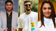 Ram Mandir Bhumi Pujan in Ayodhya: Harbhajan Singh, Suresh Raina, Geeta Phogat Lead Sports Fraternity in Congratulating Indians on the Auspicious Occasion
