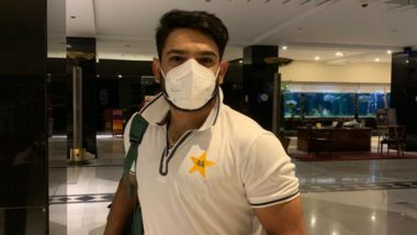 ENG vs PAK Test Series 2020: Haris Rauf Tests Negative for COVID-19 in England, to Join Pakistan Squad
