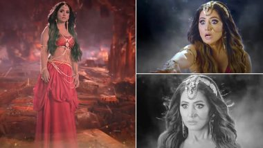 Naagin 5 Premiere Episode: Hina Khan As The 'Sarvashresth' Serpent Leaves Fans Wanting For More (View Tweets)