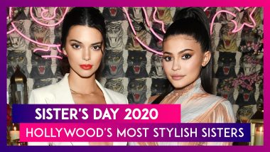 Sister's Day 2020: Taking A Look At Hollywood's Most Stylish Sisters