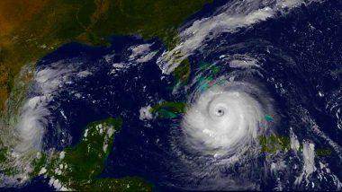 Hurricane Ida Lashes Cuba's Westernmost Region As It Move Towards Gulf of Mexico