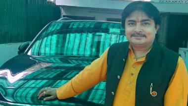 BJP's Vijay Bharadwaj Touching the Sky With Outstanding Contribution Towards the Society