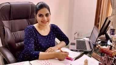 Hyderabad Based Celebrity Fashion Designer Deepthi Ganesh Talks About Edgy & Feminine Fashion Sense