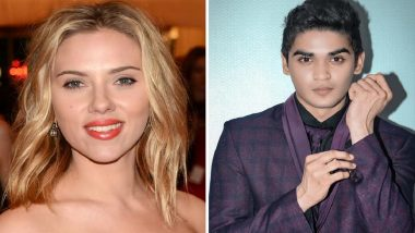 Aditya Khurana to Star Opposite Actress Scarlett Johansson in Upcoming Web Series. The Era