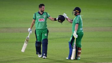 England vs Ireland 3rd ODI Stat Highlights: Paul Stirling, Andrew Balbirnie Shine in Record Win