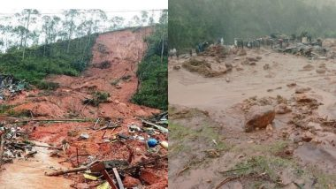 Kerala: 18 Killed in Idukki Landslide, Search Operation Underway for Missing People