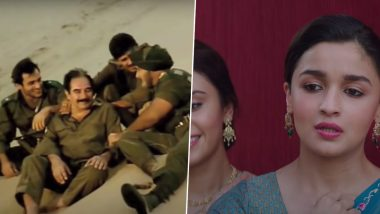 Patriotic Songs For Independence Day 2020: From 'Ae Watan' to 'Sandese Aate Hai', Bollywood Songs in Hindi to Play on 15th August (Watch Videos)