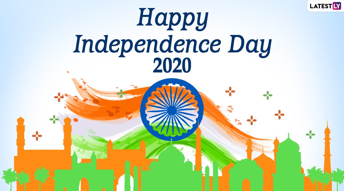 Independence Day 2020 Greetings & HD Images: WhatsApp Stickers ...
