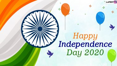 Independence Day 2020 Greetings and HD Images to Send Everyone on August 15