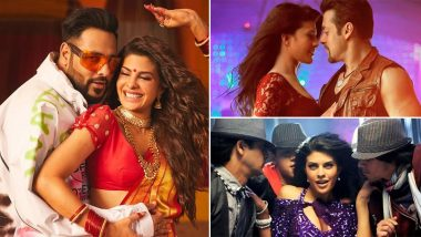 Jacqueline Fernandez Birthday: Genda Phool, Jumme Ki Raat, Dhanno and More -5 Sizzling Dance Numbers Of The Sri Lankan Beauty That Are LIT!