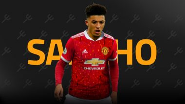 Jadon Sancho Transfer to Manchester United from Borussia Dortmund Confirmed! England International to Join the Club After Euro 2020