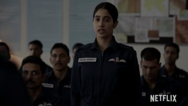 Gunjan Saxena The Kargil Girl Projects The Armed Forces In A Bad Light It Never Happens The Way It Has Been Shown Says Ex Navy Officer Sandhya Suri Latestly