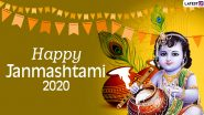 Janmashtami 2020 Celebrations: Temples in Mumbai to Stream Live Puja to Celebrate Birth of Krishna Amid COVID-19 Restrictions